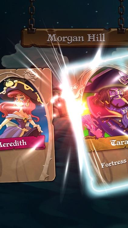 Pirates War: Dice Battle Arena screenshot-3