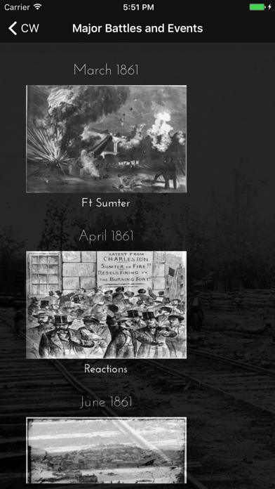 Civil War America's Epic Struggleのおすすめ画像5