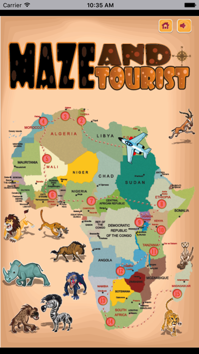 旅客走迷宫-超具挑战的益智小游戏 screenshot two
