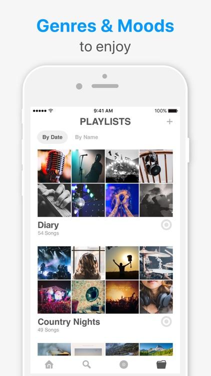 Music Player- Music Video Play screenshot-3
