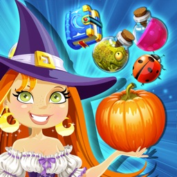 Witchy Wizard Magic Match-3