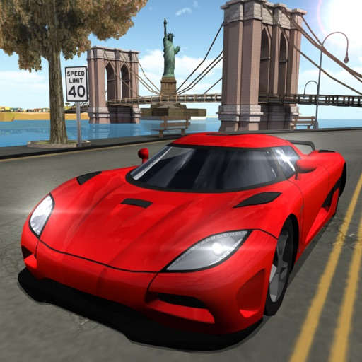 Car Driving Simulator: NY by AxesInMotion S.L.