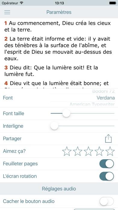 download La Bible Louis Segond + Audio apps 0