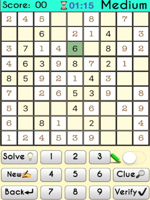 Sudoku : Premium screenshot 7