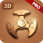 Fidget Spinner 3d Ultimate Stress Release Game PRO icon