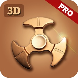 Fidget Spinner 3d Ultimate Stress Release Game PRO