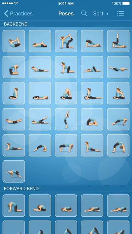 Pocket Yoga screenshot-3