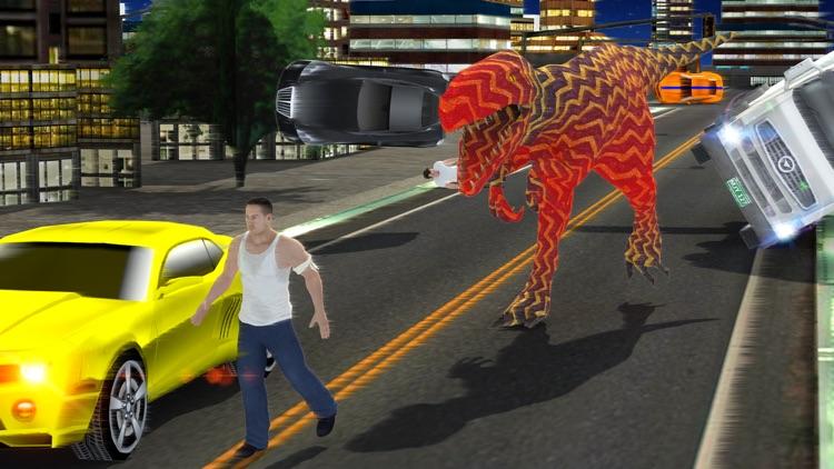 Dino City Hunting Attack 2018 screenshot-3