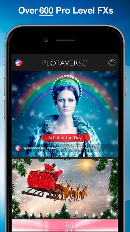 PLOTAVERSE•Create Your Reality screenshot-0
