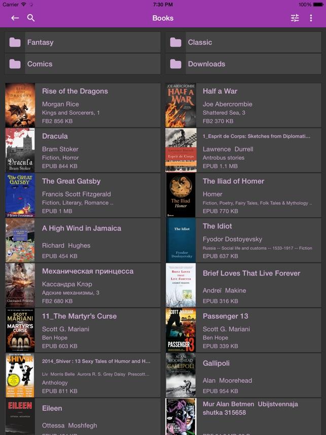 KyBook 2 Ebook Reader on the App Store