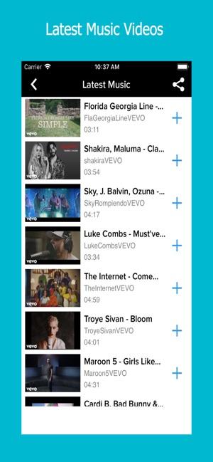 iplay music app for iphone