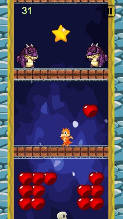 Jumping Baby Dragon screenshot-3