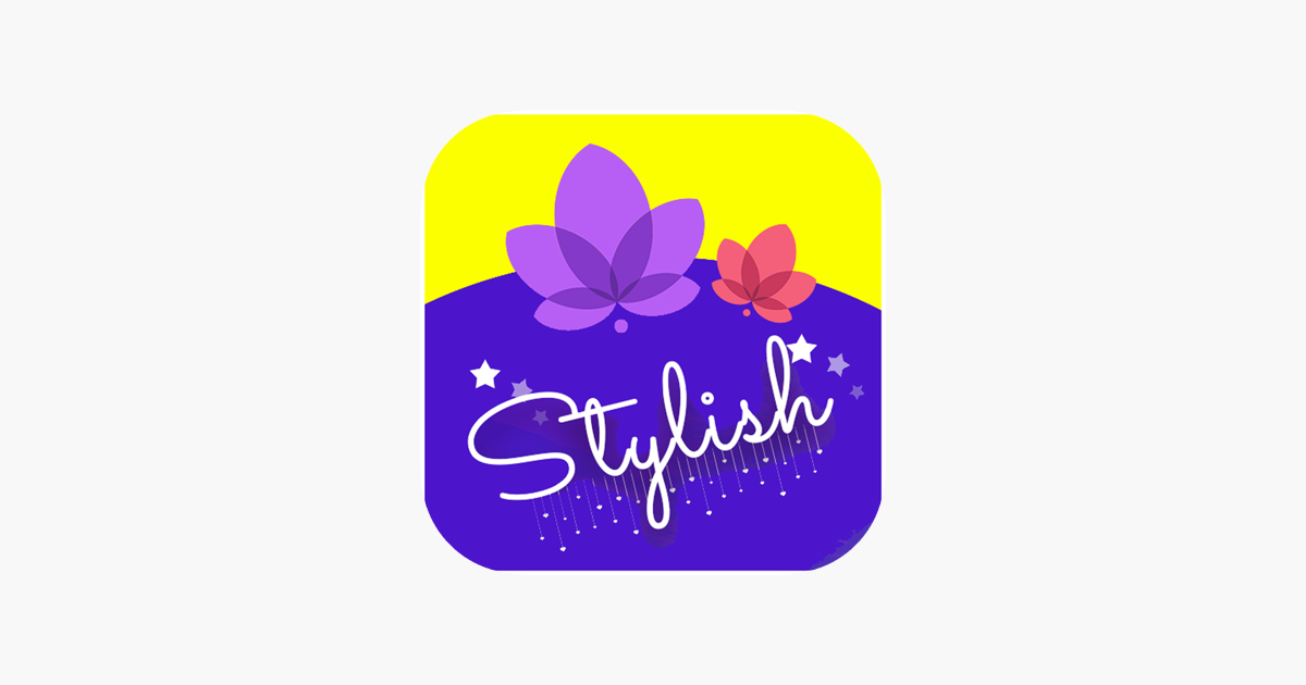 Decorative Stylish Text on the App Store