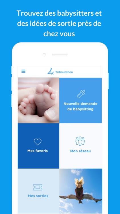 Triboutchou - babysitting