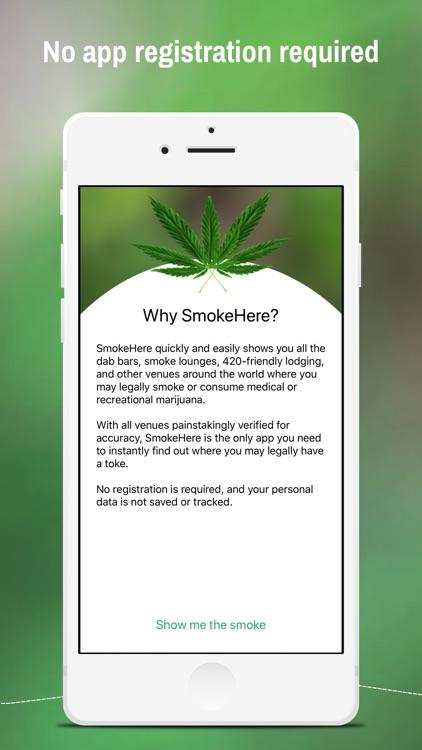 SmokeHere App screenshot-6