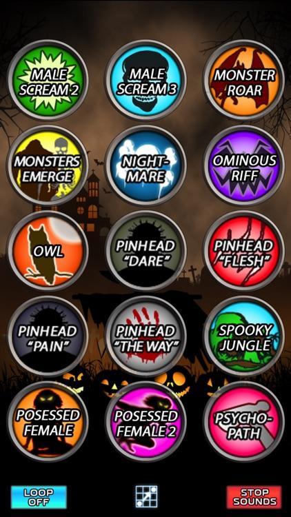 Halloween Spooky Sound Box Pro screenshot-4