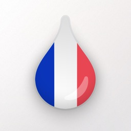 Learn French language - Drops