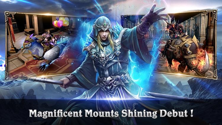 Clash For Dawn-3D PVP MMORPG