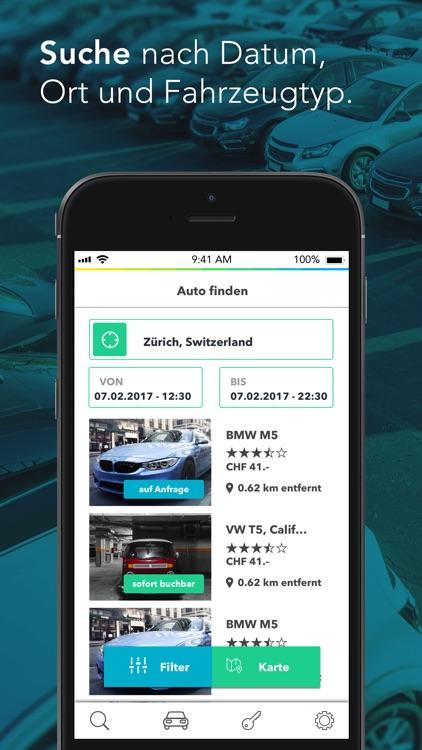 sharoo car sharing
