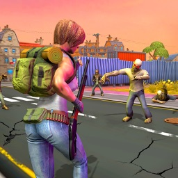 Zombie Survival FPS Shooter