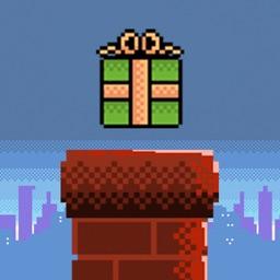Santa Present Drop : delivery