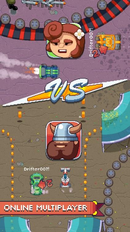 Pixel Drifters: Nitro
