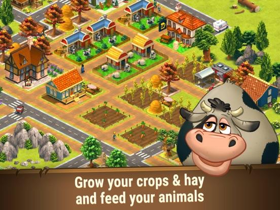 Farm Dream: Farming Sim Game-ipad-1