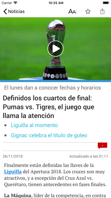 MARCA Claro screenshot-1
