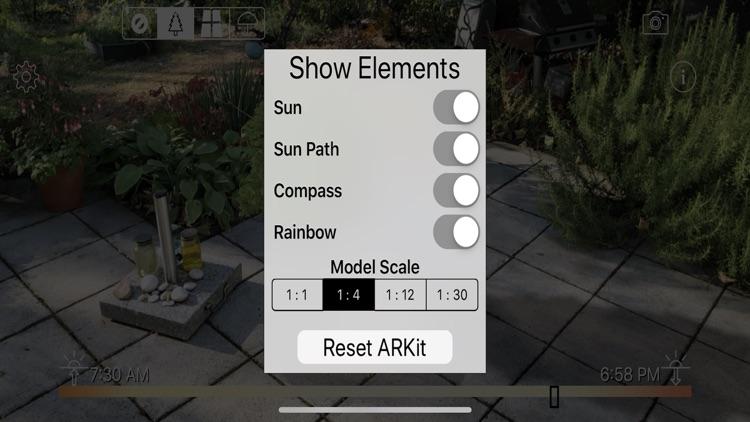 AR SunBlock: Shadow Visualizer screenshot-3