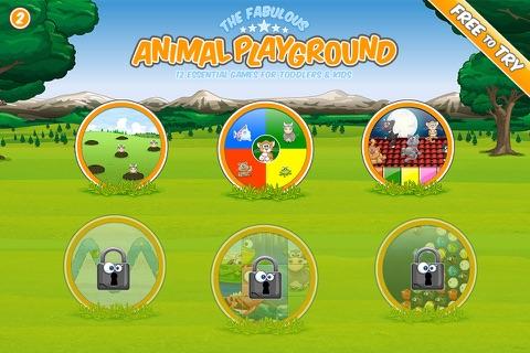 Fabulous Animal Playground 6+ - náhled