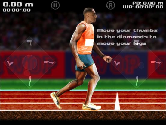 QWOP for iOSのおすすめ画像3