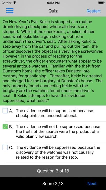 Criminal Procedure: Supreme screenshot-3