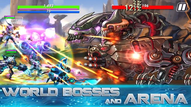 Heroes Infinity - Blade & Soul screenshot-6