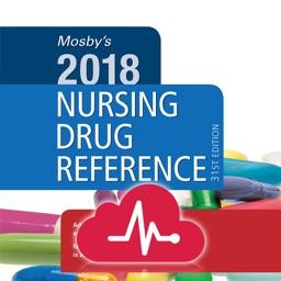 Mosby's 2018 Nursing Drug Refe