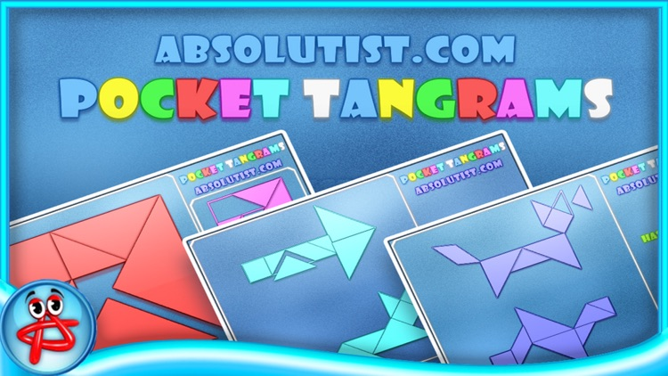Pocket Tangrams screenshot-4