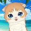 ねこ島日記~猫と島で暮らすパズル・ゲーム~アイコン