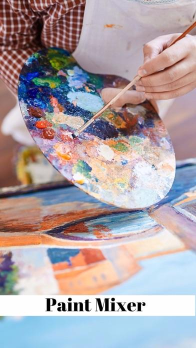 Paint Mixer screenshot one