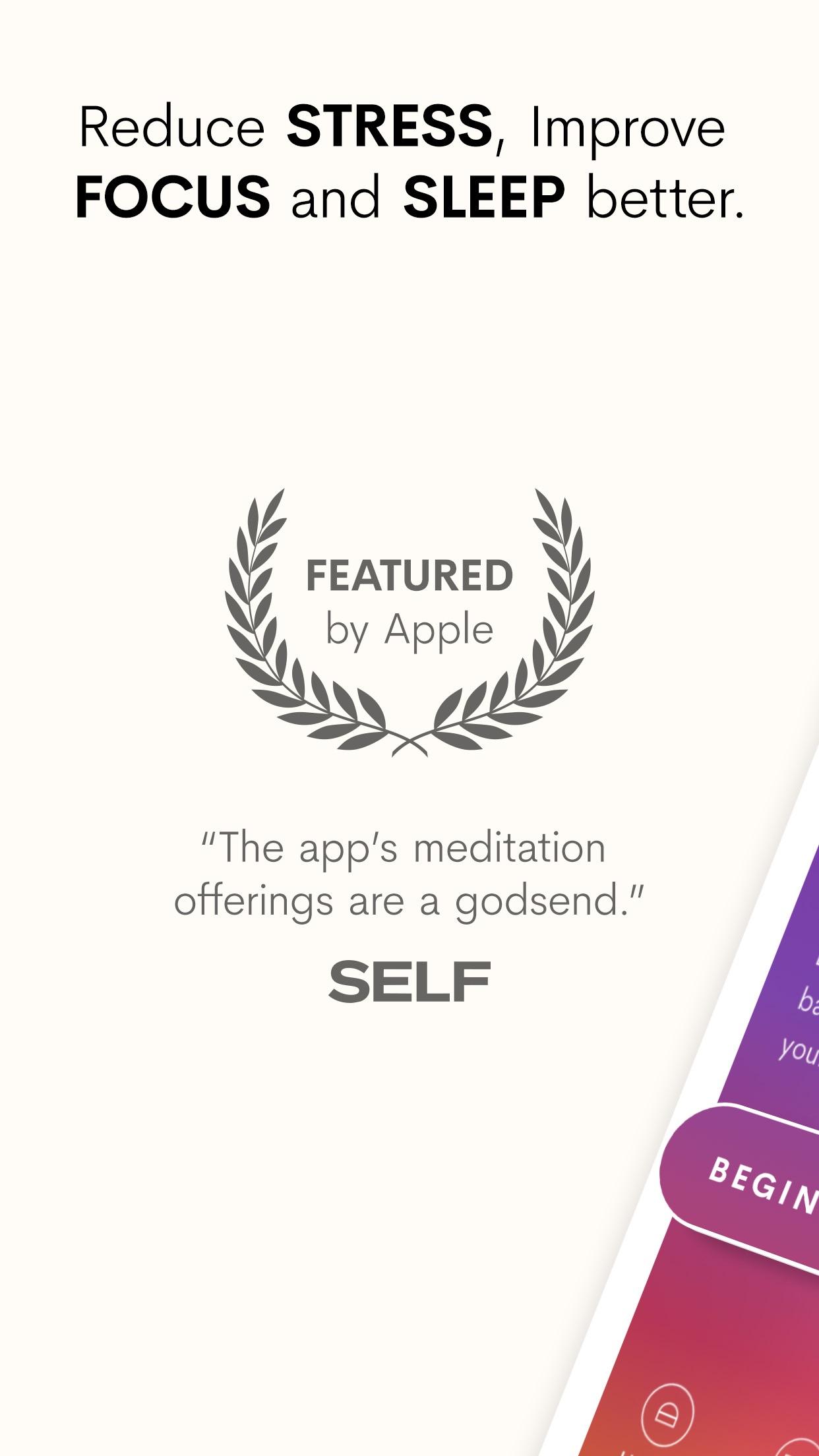 Inscape: Guided Meditation Screenshot