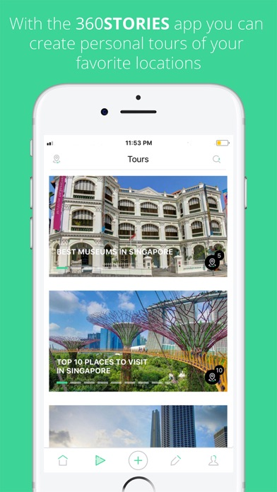 360Stories Singapore | App Price Drops