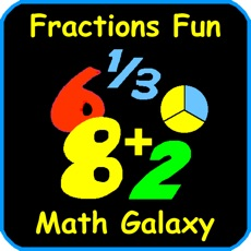 Activities of Math Galaxy Fractions Fun