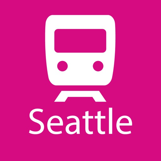 Seattle Rail Map
