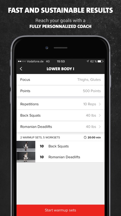 Freeletics Gym screenshot-4