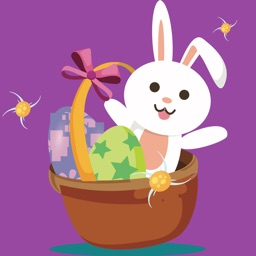 Easter iMessage Stickers