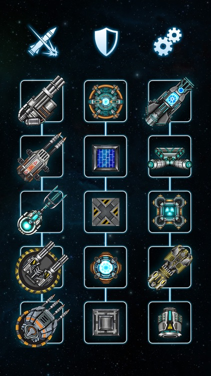 Space Arena: Build & Fight MMO screenshot-3
