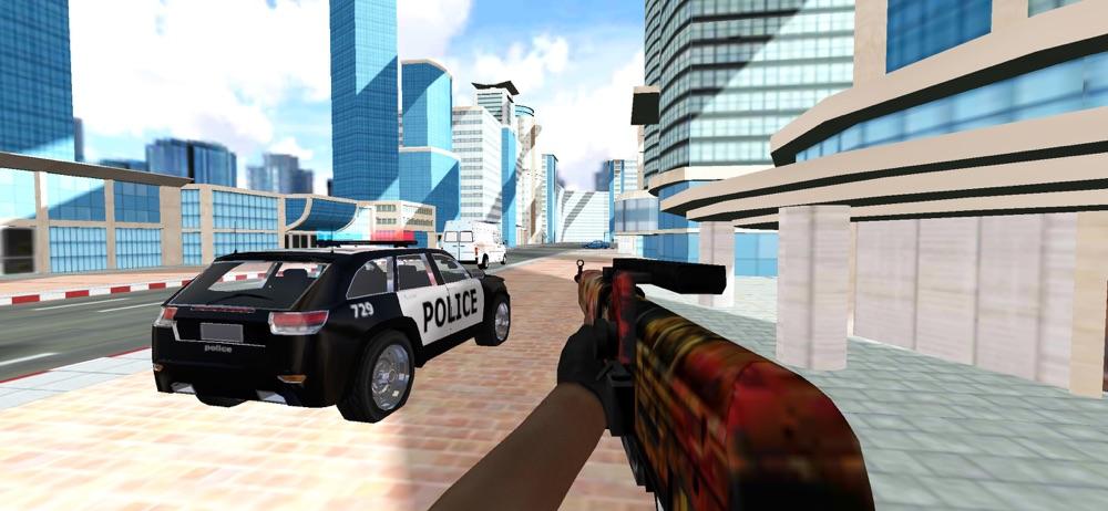 Cop Bullet : Gang War Fighting Cheat Codes