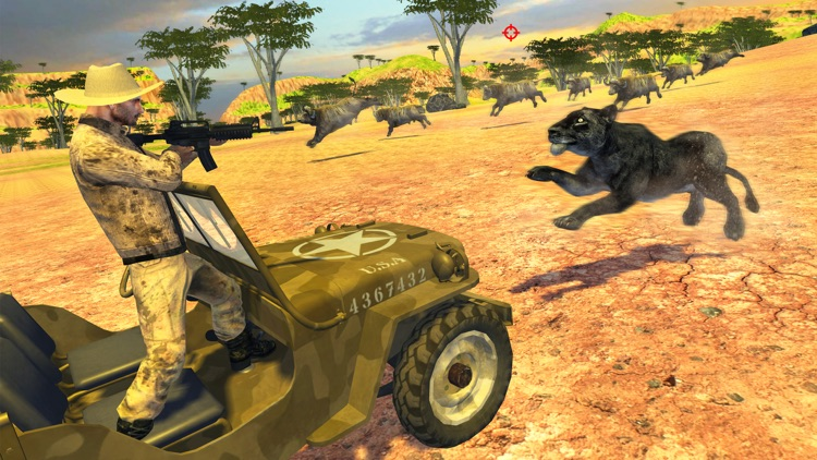 Panther Hunting Simulator 4x4 screenshot-3