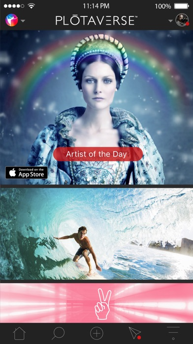 PLOTAVERSE app image