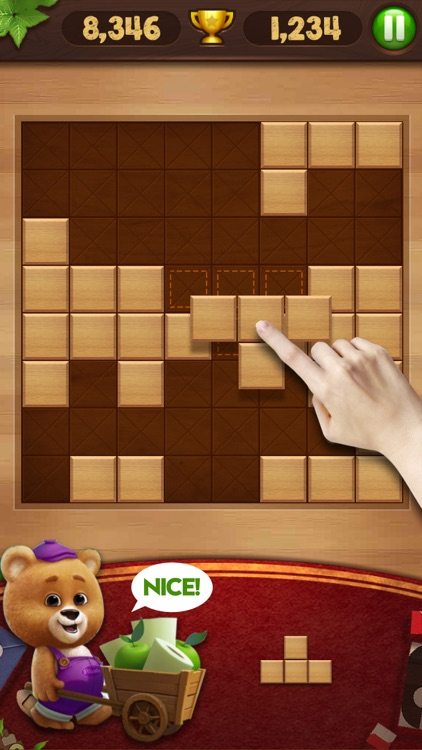 Block Puzzle Wood screenshot-1