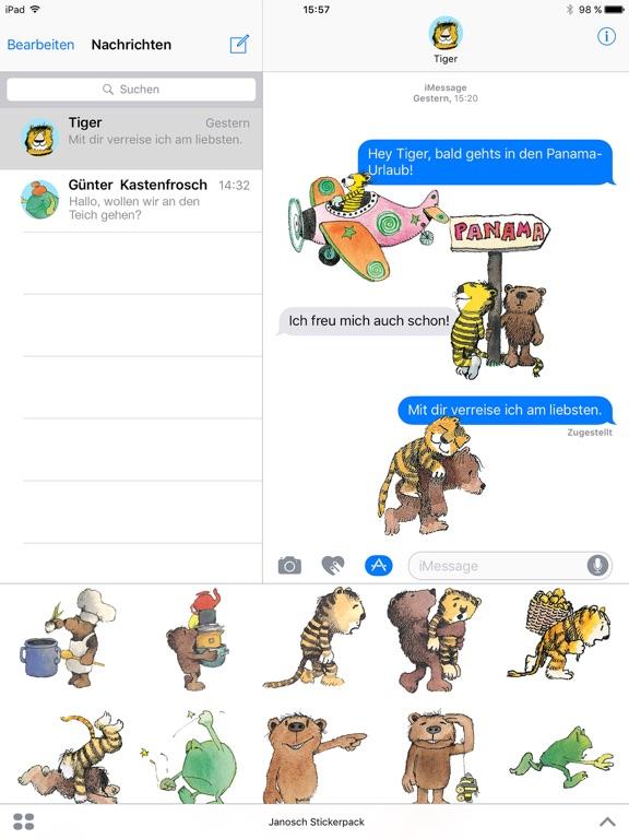 Janosch: Tiger, Bear & Co. screenshot 6