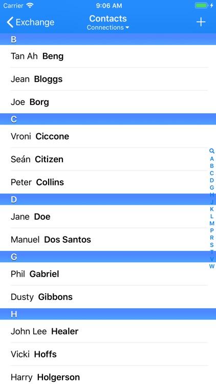 HOBLink Mobile screenshot-3
